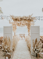Boho Beach Wedding Inspo