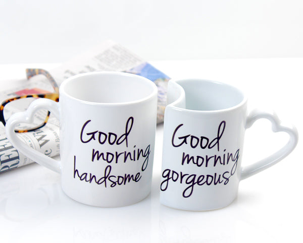 Mr. and Mrs. Gifts: Coffee Cups