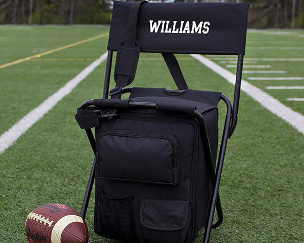 Best Man Gifts: Tailgate Cooler Chair