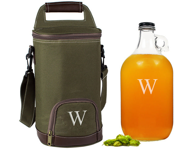 Growler and Cooler Sets | 8 Groomsmen Gifts for Alcohol Lovers | My Wedding Favors