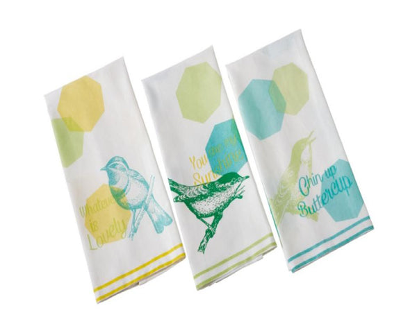 Kitchen Themed Bridal Shower: Tea Towels