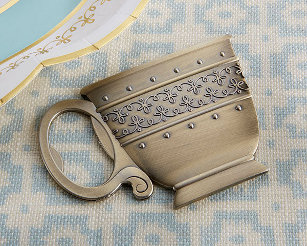Tea Party Bridal Shower: Bottle Openers