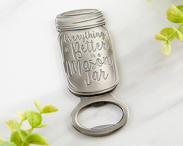 Mason Jar Bottle Opener | 5 Gifts that are Perfect For Your Down Home Gathering | My Wedding Favors