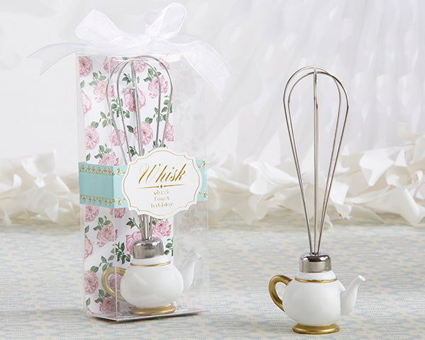 Tea Party Bridal Shower: Whisk