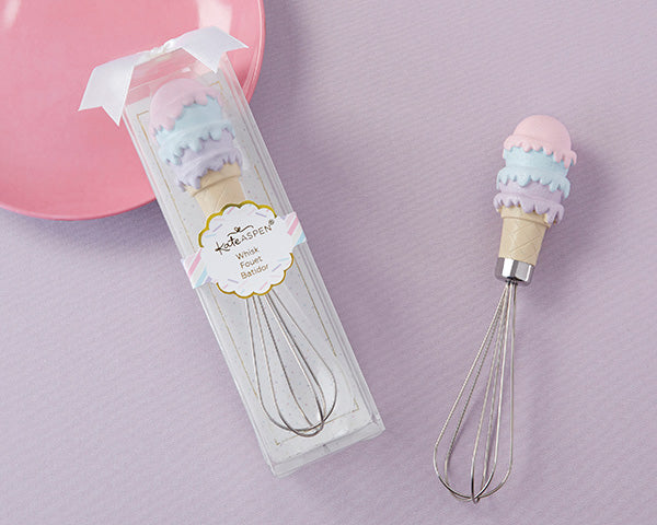 Ice Cream Whisks | 7 Sweet Summer Wedding Favors | My Wedding Favors