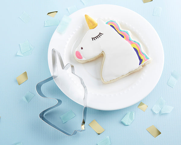 Unicorn Cookie Cutter | An Enchanted Movie Night-In | My Wedding Favors