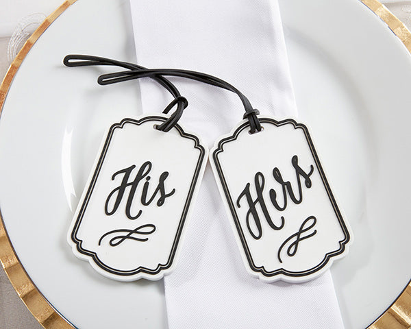Engagement Gifts: Luggage Tag