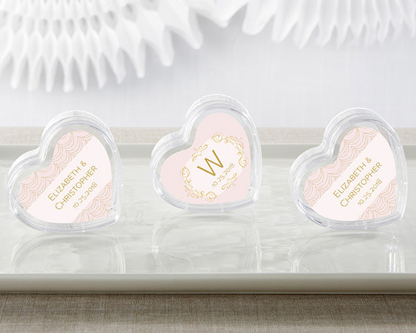 Heart-Shaped Box | Favor Container Round Up | My Wedding Favors