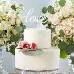 Cake Toppers: Love