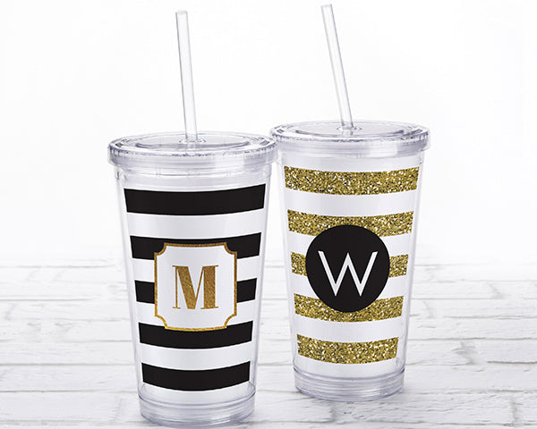 Acrylic Tumbler | Bachelorette Party Favors and Must-Haves | My Wedding Favors