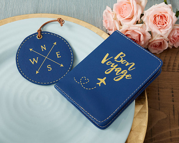 Bon Voyage Getaway Gift Set | 6 Thoughtful Anniversary Gifts for Your Spouse | My Wedding Favors