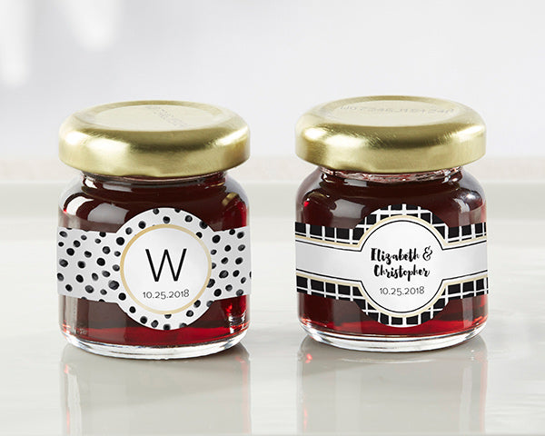 Strawberry Jam | Modern Classic Wedding Favors | My Wedding Favors