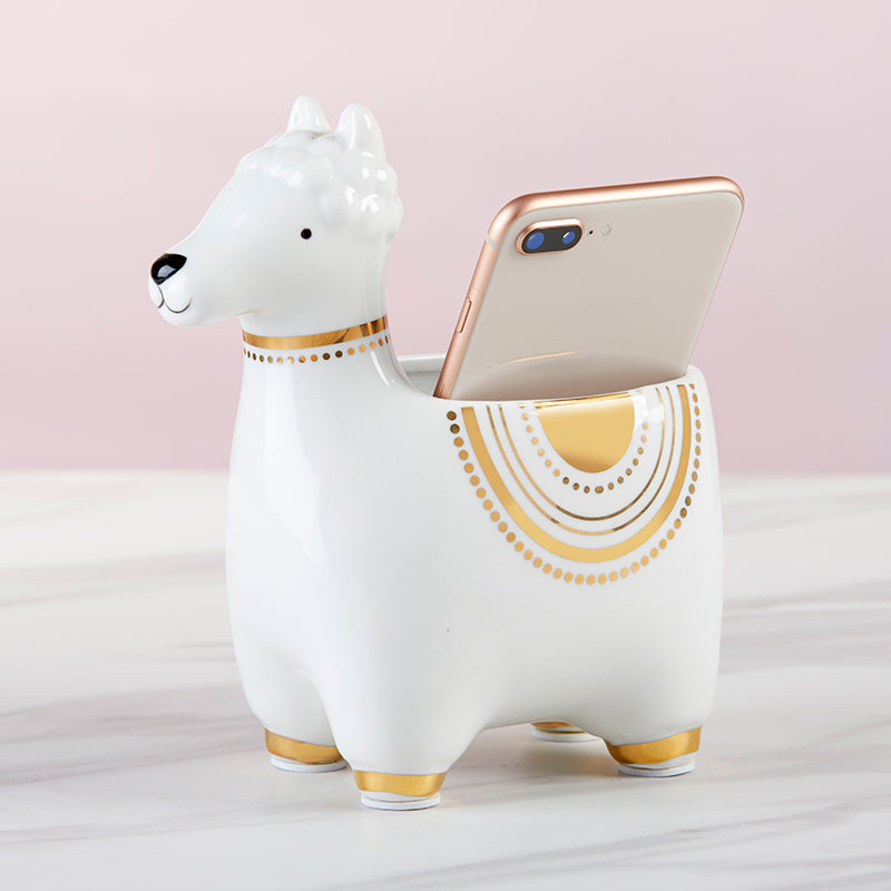 Llama Phone Amplifier | Gifts for Your Bridesmaids Under 21 | My Wedding Favors