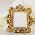 Gold Party Favors: Gold Frames