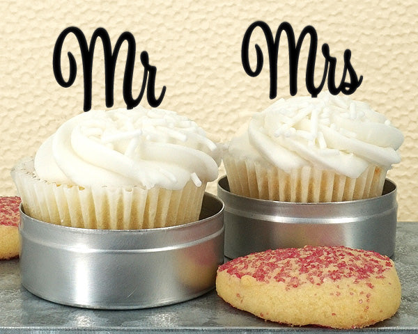 Unique Cake Toppers: Cupcake Toppers