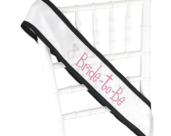 Bride to Be Sash | Bachelorette Party Favors and Must-Haves | My Wedding Favors