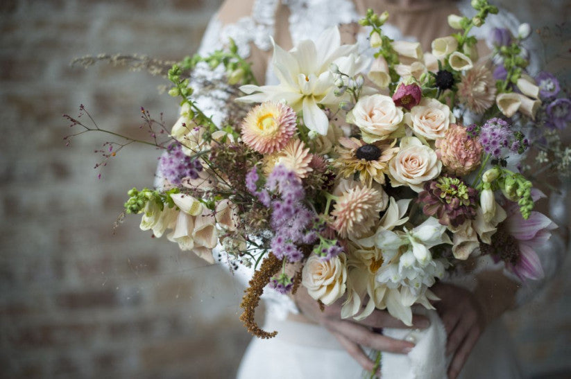 Local Florlist Bouquet | 6 Fancy Floral Bouquets to Incorporate Into Your Wedding | My Wedding Favors