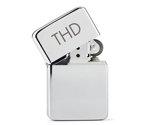 Personalized Groomsmen Gifts: Lighter