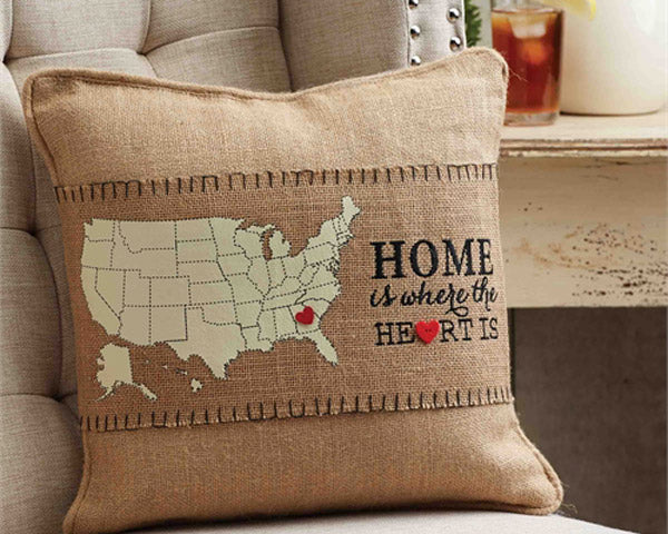 Mother's Day Gifts: Pillow