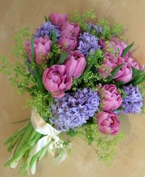Spring Wedding Flowers: Hyacinth
