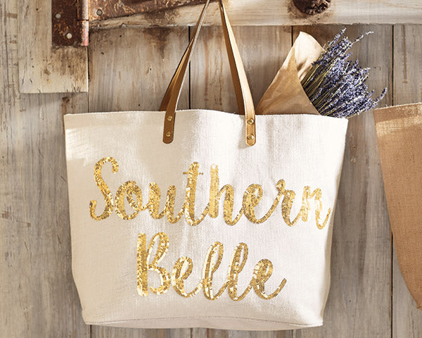 Classic Wedding Themes: Southern Belle Tote