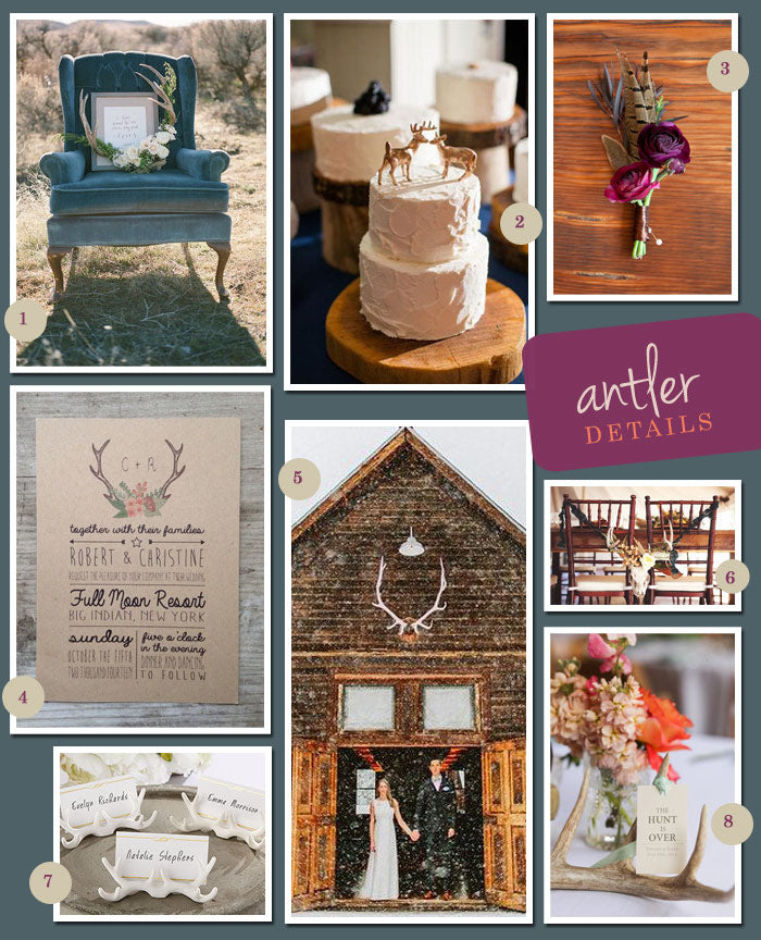 Antler-Detailed-Wedding