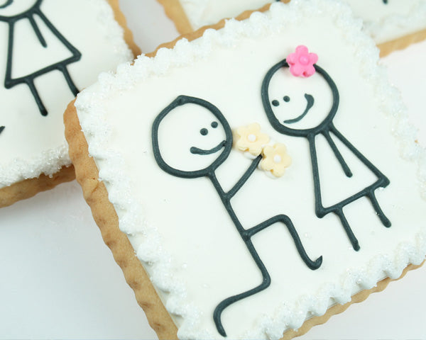 Proposal Cookies | 8 Dessert Ideas for Your Engagement Party | My Wedding Favors