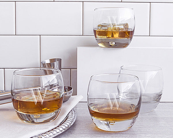 Whiskey Glasses | The Best Gifts for Your Best Man | My Wedding Favors