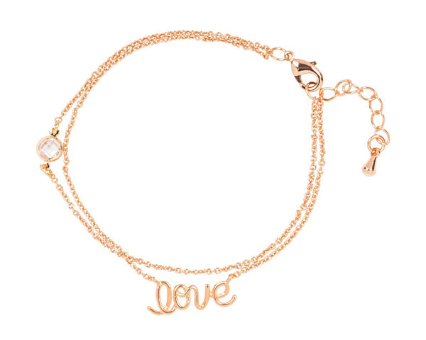 Stocking Stuffer Gift Guide: Love Bracelet