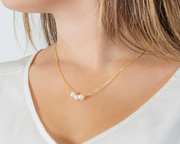 Pearl Necklace | 7 Gifts for the Mother of the Bride | My Wedding Favors