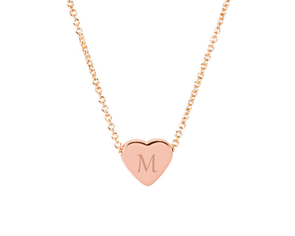 Heart Pendant Necklace | Memorable Bridesmaids Gifts | My Wedding Favors