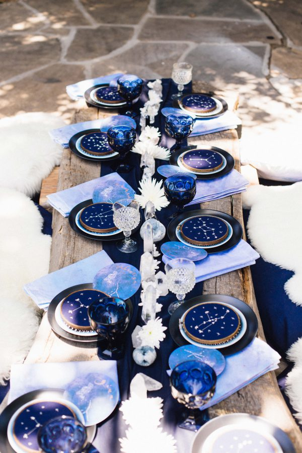Celestial Bridal Shower Theme