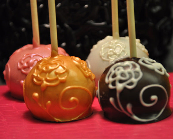 Brownie Pops | 7 Edible Favors For Your Halloween Wedding | My Wedding Favors
