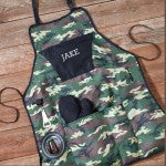 Groomsmen Gifts: Grilling Apron