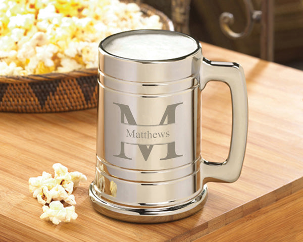 Monogram Mug | The Best Gifts for Your Best Man | My Wedding Favors