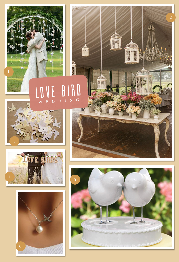 Love-Bird-Wedding-Board