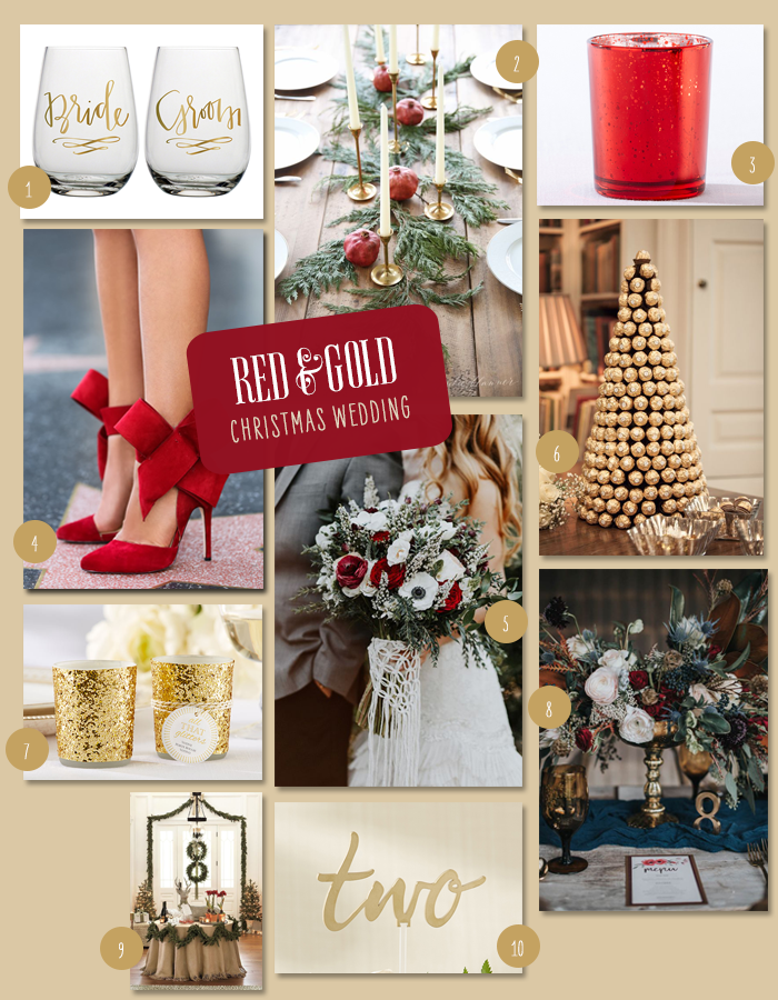 mwf-resd-and-gold-christmas-wedding-board