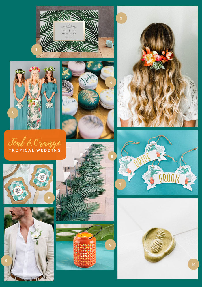 MWF-Teal-and-Orange-Tropical-Wedding