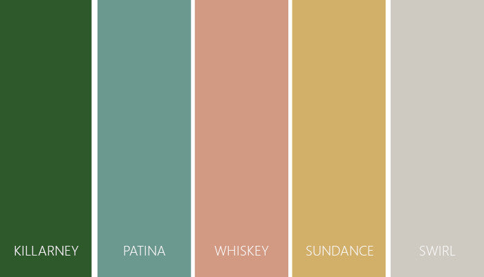 Tulum Inspired Bachelorette Party Color Palette | A Tulum Inspired Bachelorette Party Ideas | My Wedding Favors