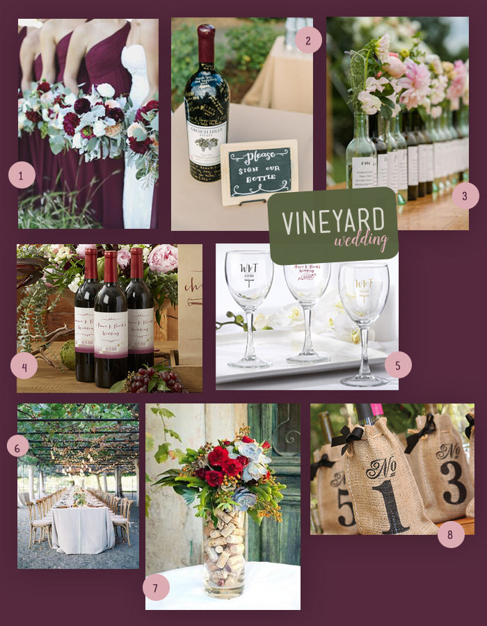 MWF Vineyard Wedding