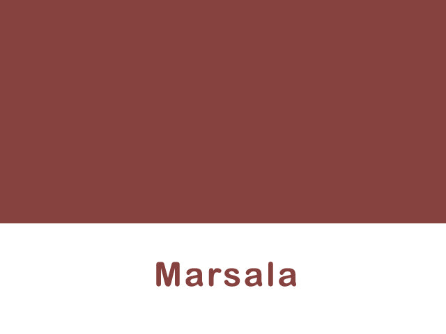 Wedding Color Trend for 2015: Marsala