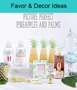Favors and Gift Ideas