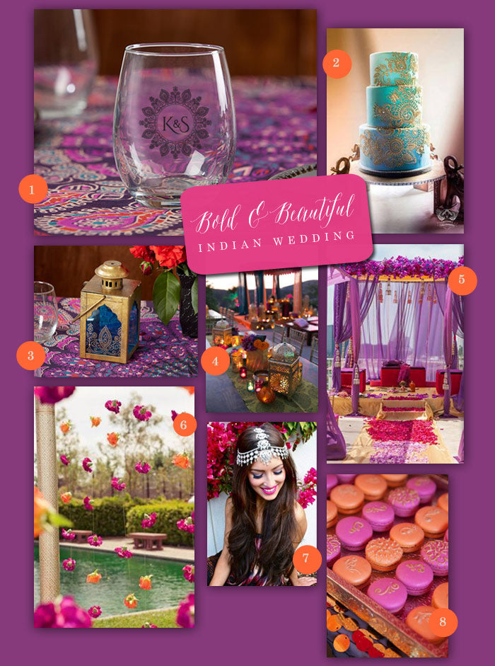 Royal-Purple-Indian-Wedding-Inspiration