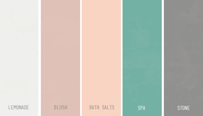 Spa-Shower-Colors