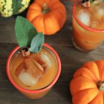 Pumpkin Themed Shower: Pumpkin Punch
