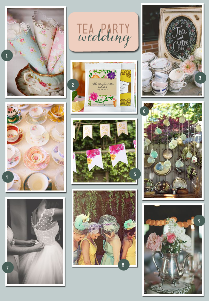 Tea-Party-Wedding-Inspiration