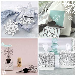 Holiday Wedding Favors