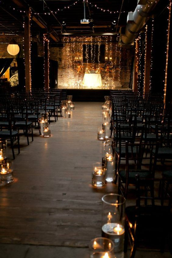 Industrial Wedding: Location Location Location