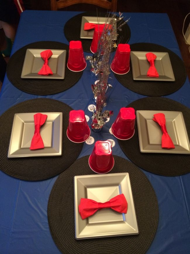 Doctor Who Bridal Shower: Bow Ties
