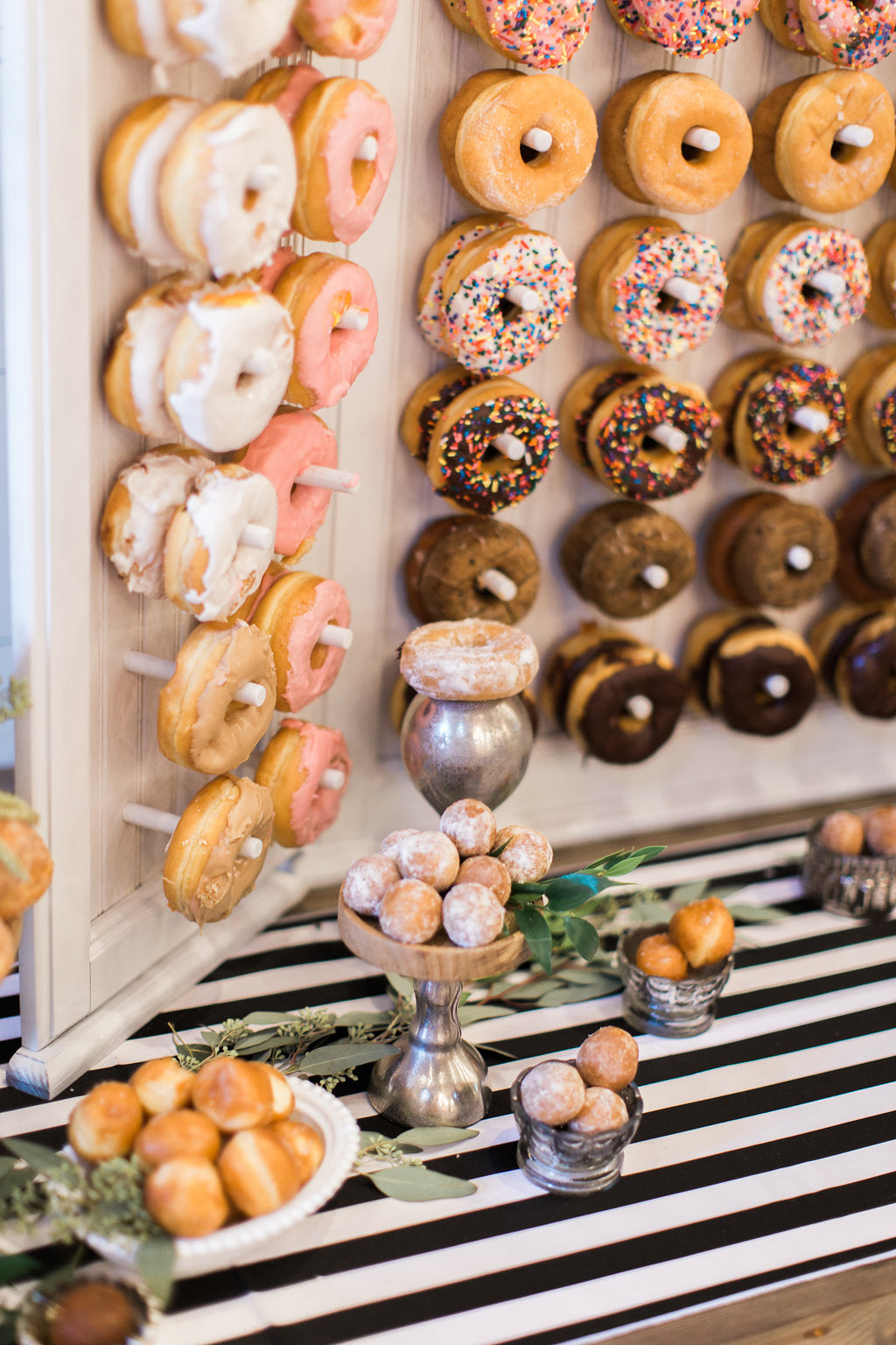 Doughnut Wall   Incorporating Donuts Into Your Wedding   My Wedding Favors